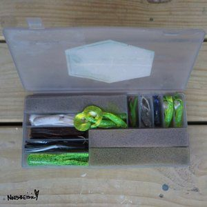 Vintage Alex Langer's Fishing Lures